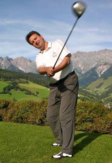 GolfFlüsterer Joachim Skambraks KeyNote Speaker